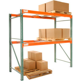 Global - Pre-Configured Pallet Rack Starter & Add-On Units