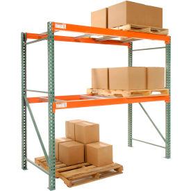 Global - Pre-Configured Pallet Rack Starter & Add-On Units