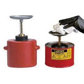 Safety Plunger Cans