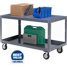 Global Industrial™ Portable Steel Tables-KD Ready to Assemble