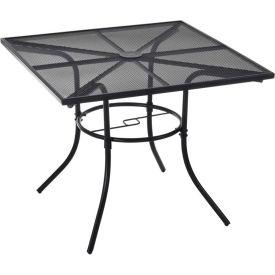 Outdoor Aluminum, Steel & Metal Tables