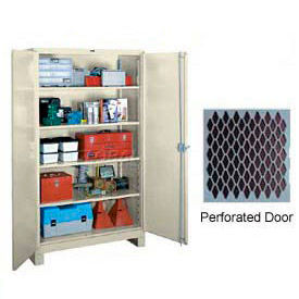 Lyon Heavy Duty Perforated Door Storage Cabinets