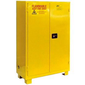 Armoires inflammables avec jambes Forkliftable