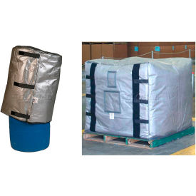 QProducts & Services Drum, IBC & Pallet Thermal Insulation Quilts
