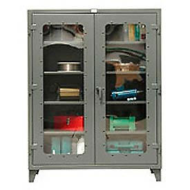 All Welded 12 Gauge Heavy Duty Clearview Cabinets