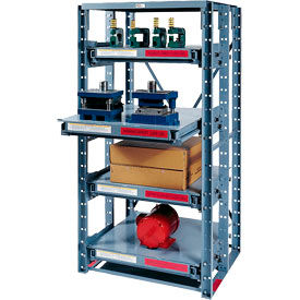 Global Approved - Roll Out HD Shelving (2,000 lb shelf cap)