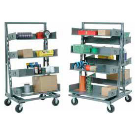 Adjustable Steel Tray Trucks