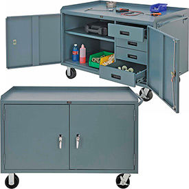 Extra Heavy Duty Mobile Service Bench