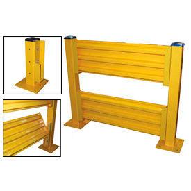 Steel Guard Rail System