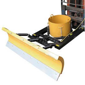 Fork Lift Snow Plow lames