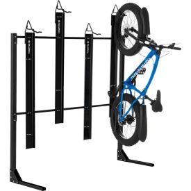 Vertical & Double Decker Bike Storage Racks