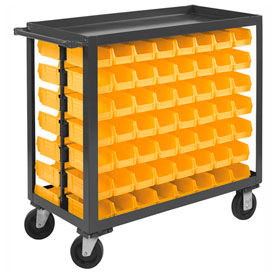 Mobile Bin Carts
