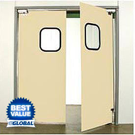 Light-Duty Impact Traffic Doors