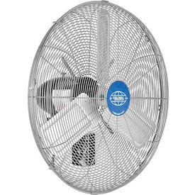 Deluxe Oscillating Wall Mount Fans