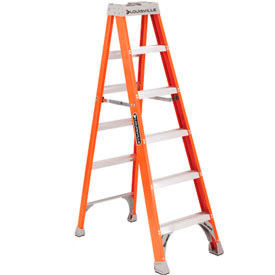 Louisville Fiberglass Step Ladders