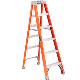 Louisville Fiberglass Step Ladders