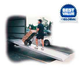 Rampes de marche aluminium camion & Van