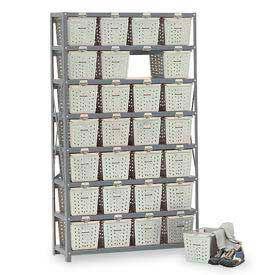 Basket Storage Rack Shelvings
