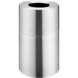 Aluminum Open Top Trash Cans