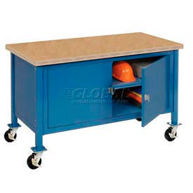 Global Industrial™ Mobile Heavy Duty Security Cabinet Benches