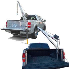 Spitzlift™ Portable Folding Pickup Truck & Van Jib Cranes
