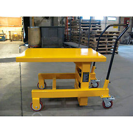Hydraulic Mobile Cantilever Die Lifting Tables