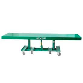 Extra-Long Deck Work Positioning Mobile Post Lift Tables