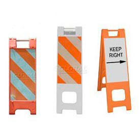 Traffic Barricades and Sign Stands