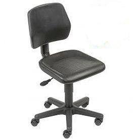 Interion® industrielle polyuréthane hauteur pneumatique chaise réglable