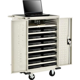 Global Industrial™ Storage - Charts de recharge pour ordinateur portable, Chromebooks™ et iPads®
