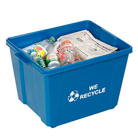 Plastic Recycling Totes