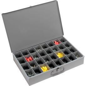 Boîtes de rangement pour le compartiment des pièces en acier
