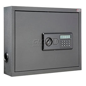 Wall Mount Laptop Security Cabinet