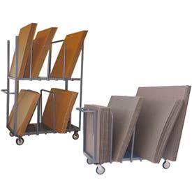 Steel Cardboard Carton Trucks
