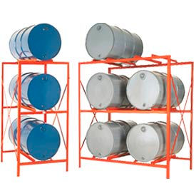 Global Approved Drum Storage Racks