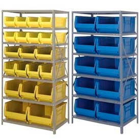 Steel Shelving 36 x 24 x 75 With 24