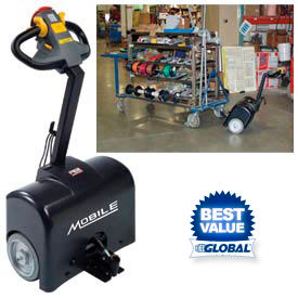 Mobile Industries Self-Propelled Electric Powered Tuggers