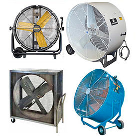Heavy Duty Portable Blower Fans