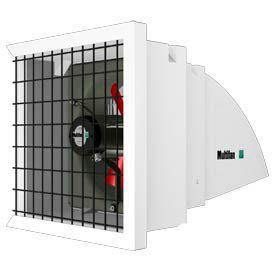 Vostermans Multifan Hood Shutter Ventilation System