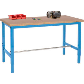 Global Industrial™ Heavy Duty Height Adjustable Production Workbenches