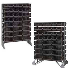 Pick Racks & Mobile Floor Racks With Conductive Bins