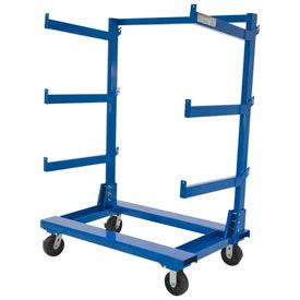 Portable Cantilever Rack Carts