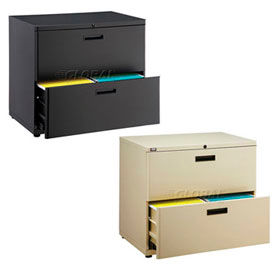 Interion® - 2 Drawer Lateral File Cabinet