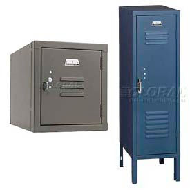 Penco® Vanguard™ Half Height & Single High Box Lockers