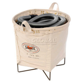 All-Purpose Canvas Round Baskets