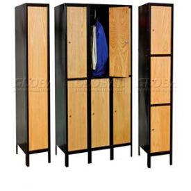 Bois de Hallowell® & hybride casiers en métal