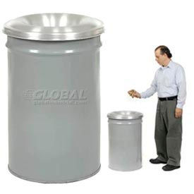 Justrite Cease-Fire® Trash Cans