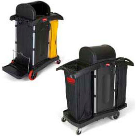 Rubbermaid® Cleaning Carts