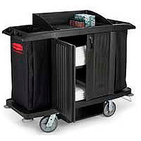 Rubbermaid® Classic Housekeeping Carts