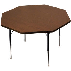 Octagon Shaped Standard Height Activity Tables